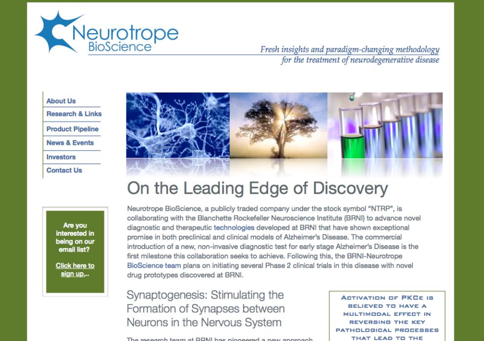 Neurotrope